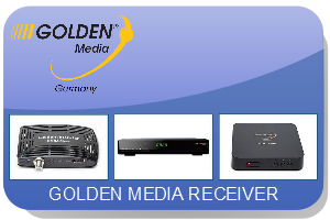 GOLDEN MEDIA RECEIVER